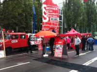 Corso Leopold in München